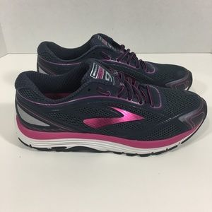 Brooks DYAD 9 Womens Running Shoes Size 9.5